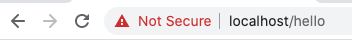 HTTPS Fail